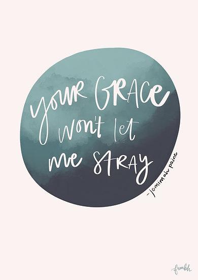 Grace - Lyric Art