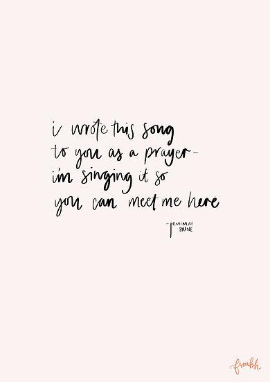 Use Me - Lyric Art