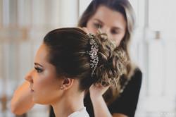 Bridal Makeup and Hair - Vancouver