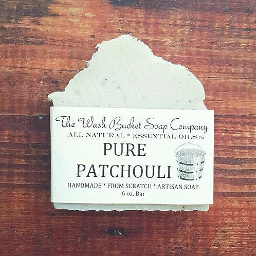 Pure Patchouli Soap