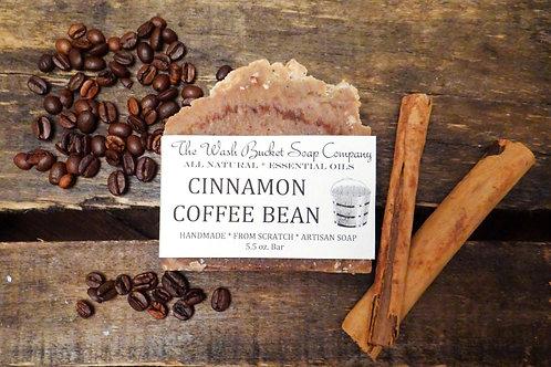 Cinnamon Coffee Bean Soap
