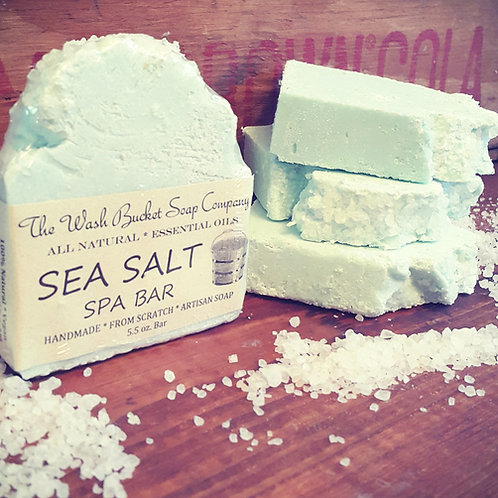 Sea Salt Spa Bar
