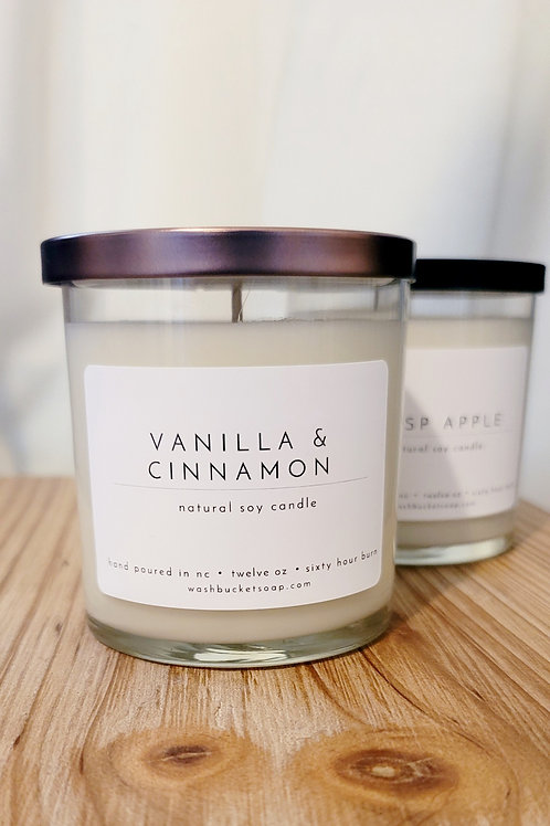 Soy Candle 12 oz.