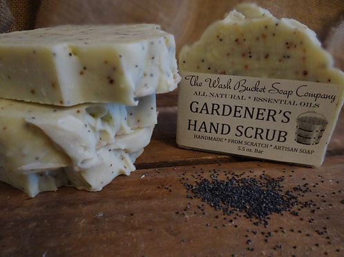 Gardener's Hand Scrub Soap