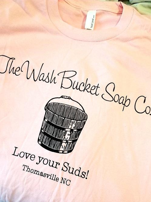 Clearance!! Wash Bucket T-Shirt