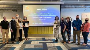 Belmont Wins State Awards
