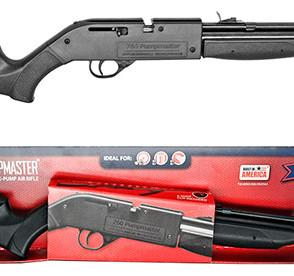 Crosman Pumpmaster 760 Pellet / BB .177cal Air Rifle (Multiple Colors)