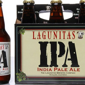 LagunitasBrewingCompany India Pale Ale (IPA) 6.2% ABV (12fl oz Glass Bottle)