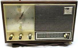 ArvinIndustriesInc Vintage Transistor AM/FM Radio Alarm Clock (Multiple Models)