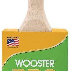 WoosterBrushCompany Wooster Pro Firm Polyester Paintbrush (Multiple Sizes / Angles)