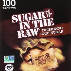 CumberlandPackingCorp Sugar In The Raw Granulated Turbinado Cane Sugar (Multiple Sizes)