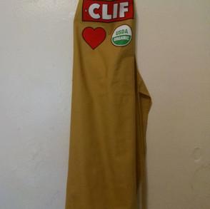 Clif Bar Branded Kitchen Apron