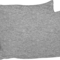 BettyDain %100 Cotton Stretch Jersey Universal Pillowcase (Multiple Colors)