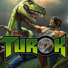 NightDiveStudios IguanaEntertainment AcclaimEntertainmentInc Turok (Remastered) FPS PC Video Game