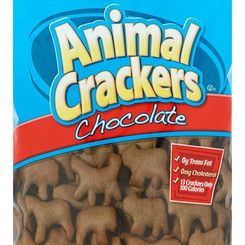 StaufferBiscuitCompany Chocolate Flavored Animal Crackers (Multiple Sizes)