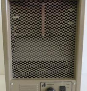 ArvinIndustriesInc Vintage Heavy Duty Utility Heater 1250 & 1500 watt (Multiple Styles)