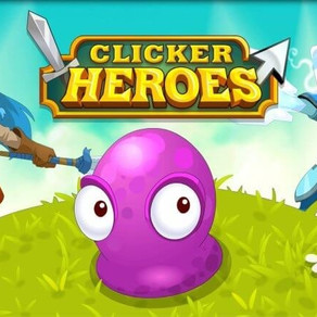 Playsaurus Clicker Heroes Free-To-Play Idle Casual Steam Video Game