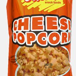 BrimhallFoodsCompanyInc Brims Air-Popped Cheese Popcorn Snack (6oz Bag)