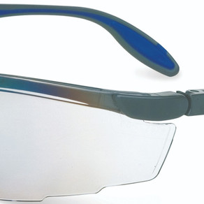 Honeywell Uvex Genesis X2 Anti-Fog Ballistic Clear Lens Safety Glasses (Multiple Colors)