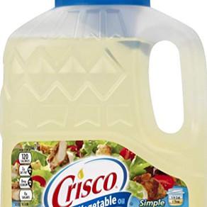 Crisco Pure Soybean Vegetable Oil (64fl oz)
