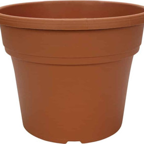 TheHCCompanies (DillenInc) Panterra Round Planter (Multiple Sizes)