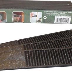 "TrueLineMoldInc Timberwolf 8"" Snapping Composite Wood/Plastic Shims"