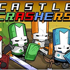 TheBehemoth Castle Crashers Hack-And-Slash Steam PC Video Game