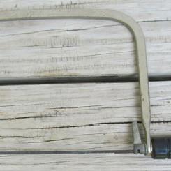 Corsair Vintage Handheld Woodworking Coping Saw #9
