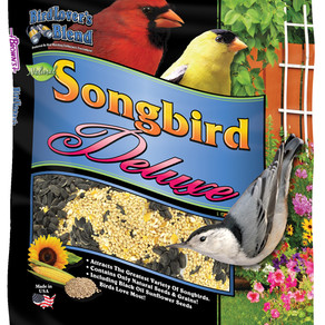 Browns Songbird Deluxe Natural Bird Food (7pound bag)