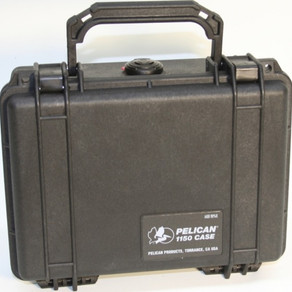 PelicanProducts 1150 Watertight Crushproof Foam Interior Polypropylene Case