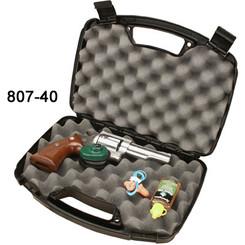 MTMCase-Gard Single Handgun Plastic Storage Case (#805-40, #807-40)
