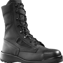 "Belleville Mens 8"" Steel Toe Military Boot (Vibram Sole)"