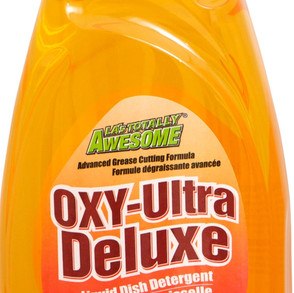 AwesomeProductsInc Oxy-Ultra Deluxe / Ultra Concentrated Liquid Dish Detergent (Multiple Scents)