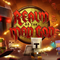 WildShadowStudios DecaGames Realm Of The Mad God Free-To-Play MMORPG Steam Video Game