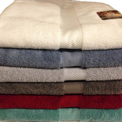 1888Mills MadeHere 100% Cotton Super Absorbent Bath Towel (Multiple Colors)