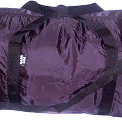 BagsUSAMfg Extra Large 30x13x12 Lightweight Folding Duffle Bag (Multiple Colors / Styles)