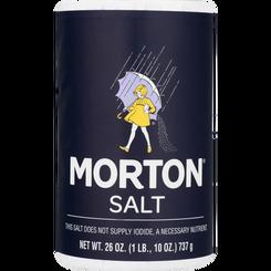 Morton Table Salt (26oz)