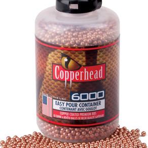 CrosmanCorporation Copperhead Copper Coated BBs .177Caliber / 4.5mm (Multiple Sizes)
