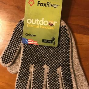 FoxRiver Men's Gripper Ragg Winter Gloves (Multiple Sizes)