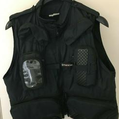 Tamrac Mesh Lined Full Zip Photographers Vest