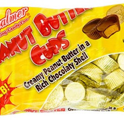 RMPalmerCompany Peanut Butter Cups Candy (Multiple Sizes)