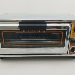 General Electric Chrome Toast-N-Broil Toast-R-Oven