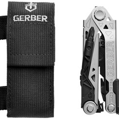 Gerber Center-Drive Bit-Set Multitool (With Holster)