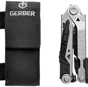 Gerber Center-Drive Bit-Set Multitool (With Holster)