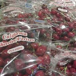 California Grown Cherries (Multiple Varieties)