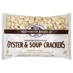 WestminsterBakersCo All-Natural Oyster Crackers (1/2oz And 9oz Packs)