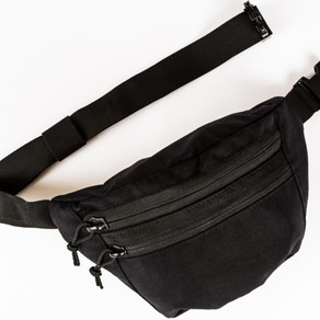 IndustryArmaments TDS Nut Ruck Tactical Fanny Pack Hip Bag (Multiple Colors)