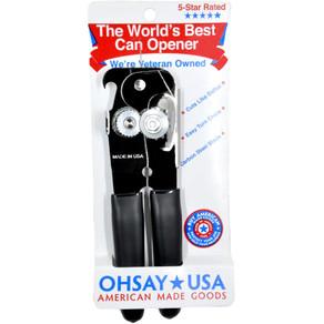 OhSayUSA EZ-Duz-It Worlds Best Can Opener