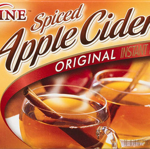ContinentalMillsInc Alpine Original / Sugar Free Spiced Apple Cider Instant Drink Mix