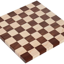 DutchCrafters Amish Made Chess / Checker Board (Multiple Styles)